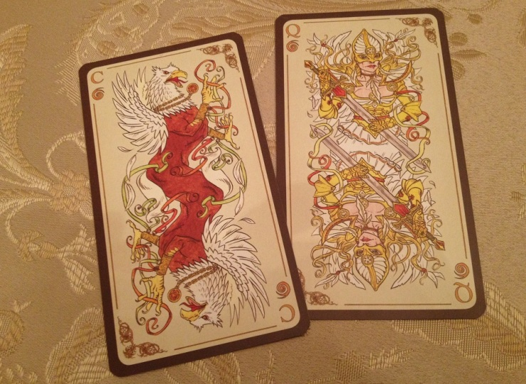 Tarot Loka 09 Card Samples