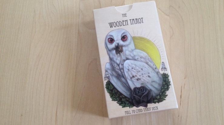 Wooden Tarot - Box