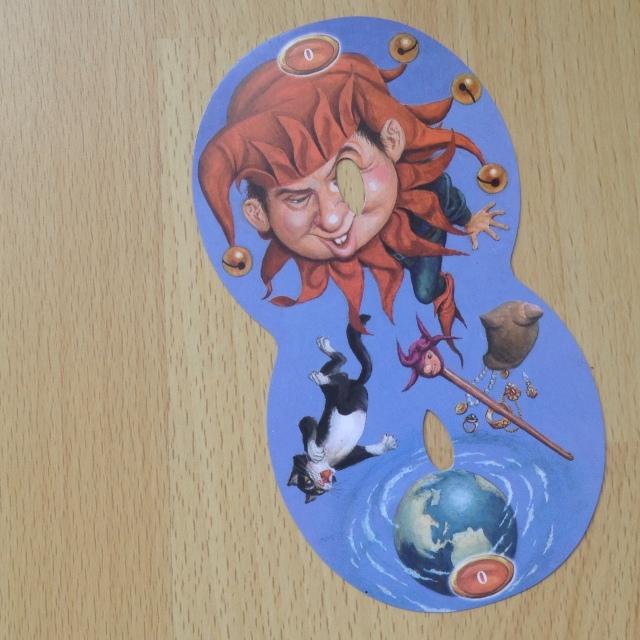 Infinity Tarot - 05 The Fool