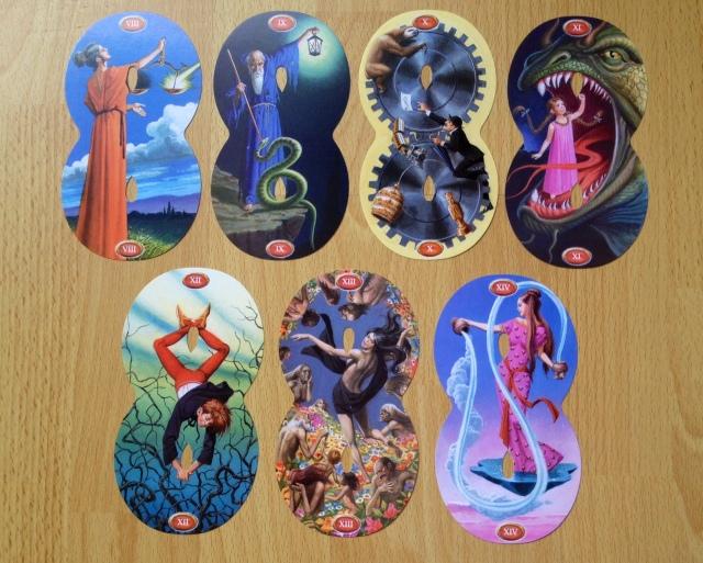 Infinity Tarot - 06 Majors - Septenary 2