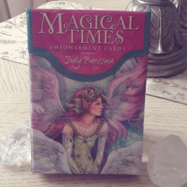 Magical Times - Box Cover