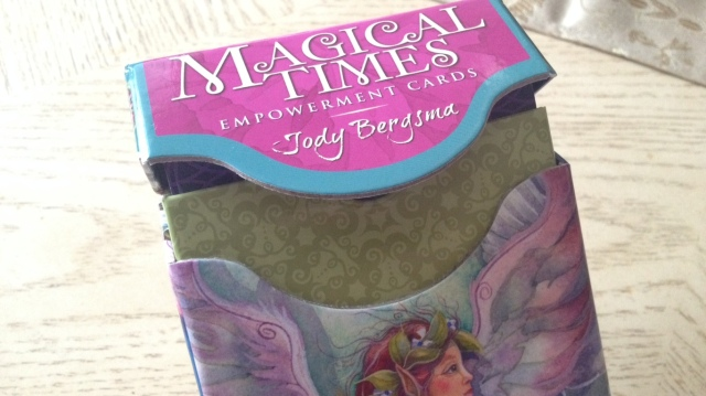Magical Times - Box Flap 1