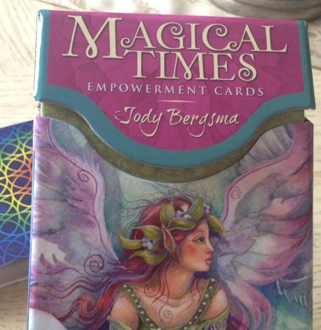 Magical Times - Box Flap 2