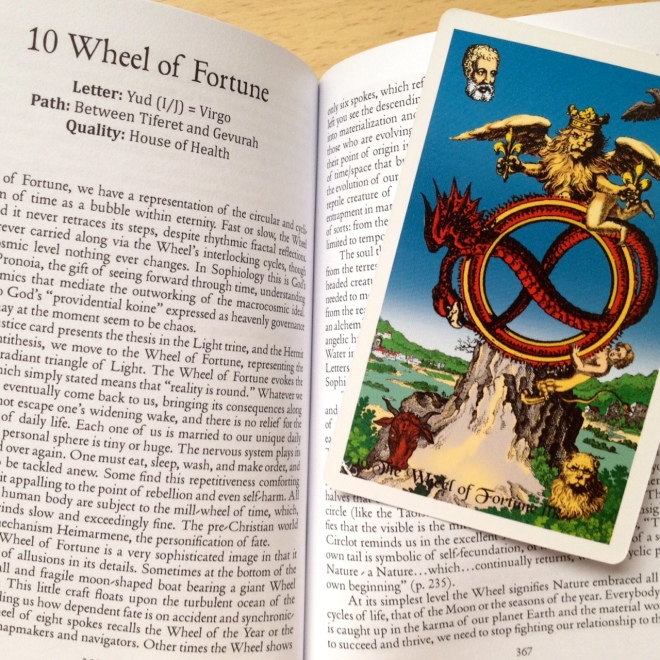 the wheel of fortune book