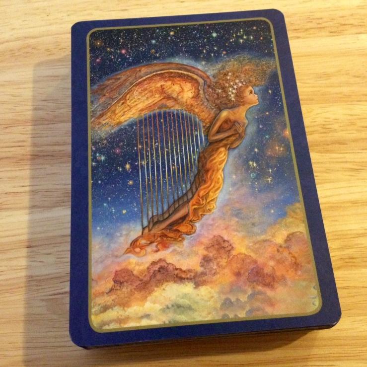 Whispers of Love - 8 Card Backs