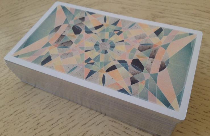 Fountain Tarot - Card Backs