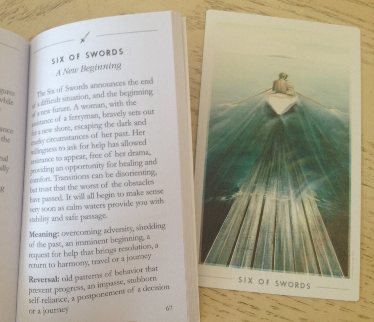 Fountain Tarot Reading 4 Card 2