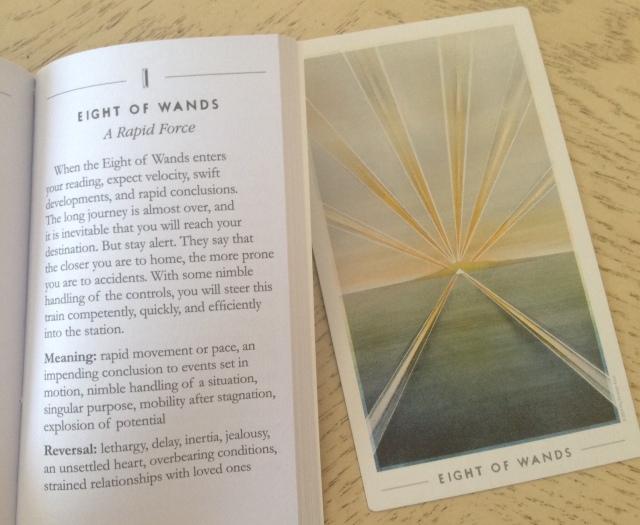 Fountain Tarot Reading 5 Card 3
