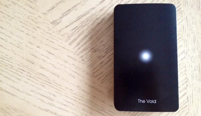 Orbifold Tarot - 0 The Void