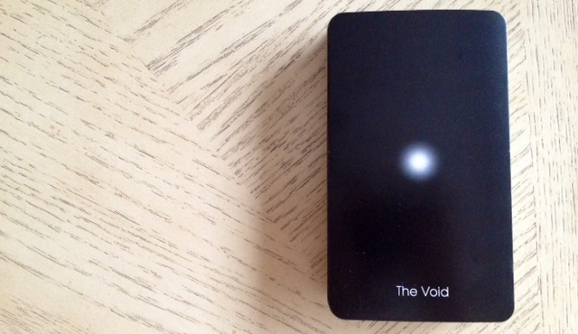 Orbifold Tarot - 0 The Void