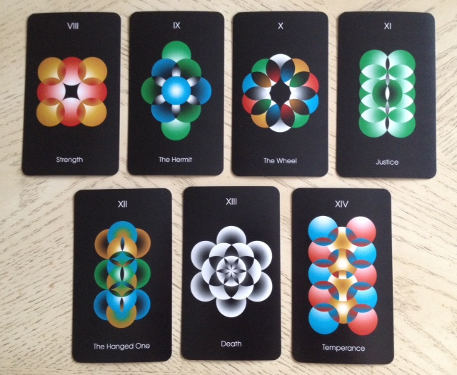 Orbifold Tarot Pre-Release, Majors, Second Septenary
