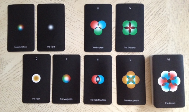 Orbifold Tarot - 8 Lovers