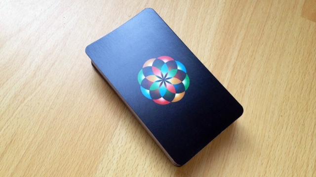 Orbifold Tarot - Card Back