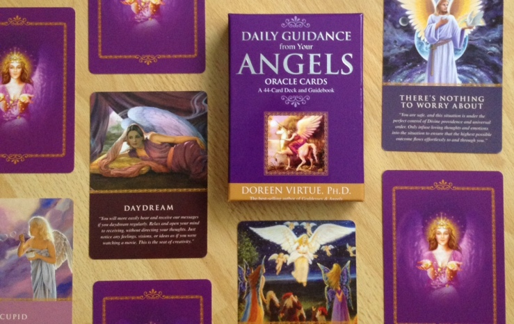 Daily Guidance with Your Angels (Virtue) 2