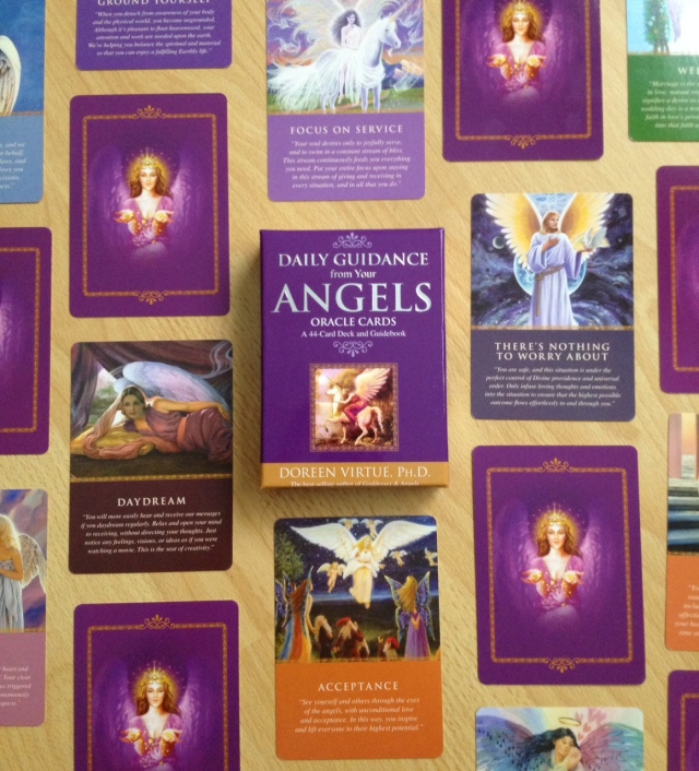 Daily Guidance with Your Angels (Virtue) 3