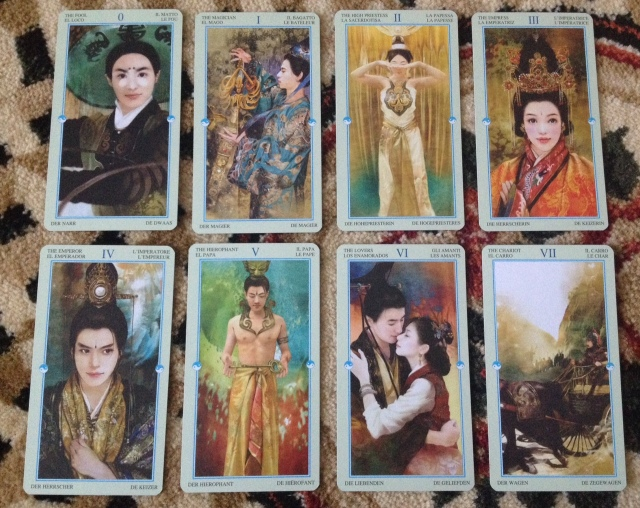 China Tarot - Majors I