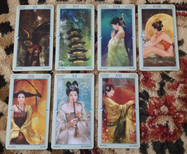 China Tarot - Majors III