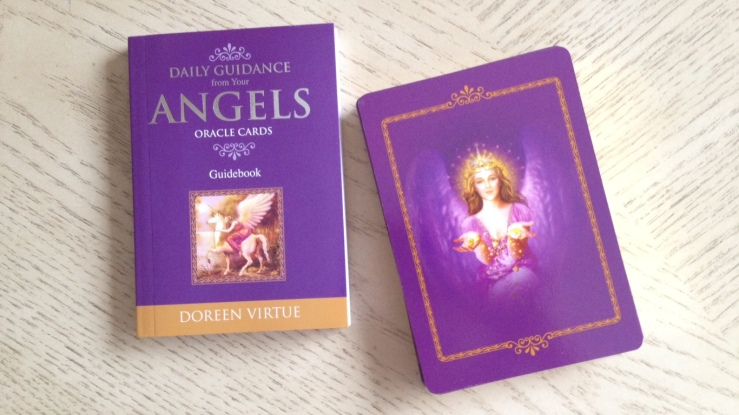 Daily Guidance Oracle (Virtue) - Box and Deck