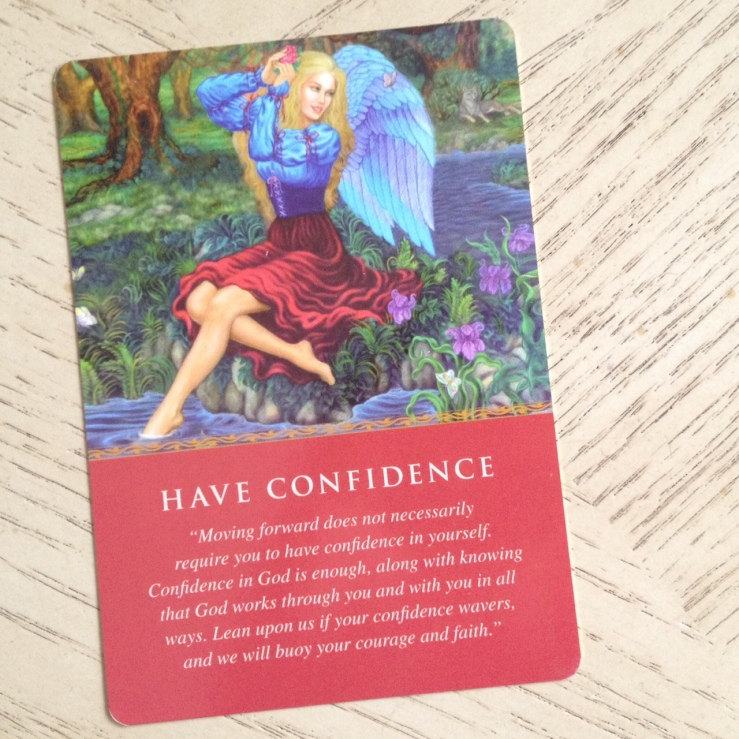 Daily Guidance Oracle (Virtue) - Card Sample 2