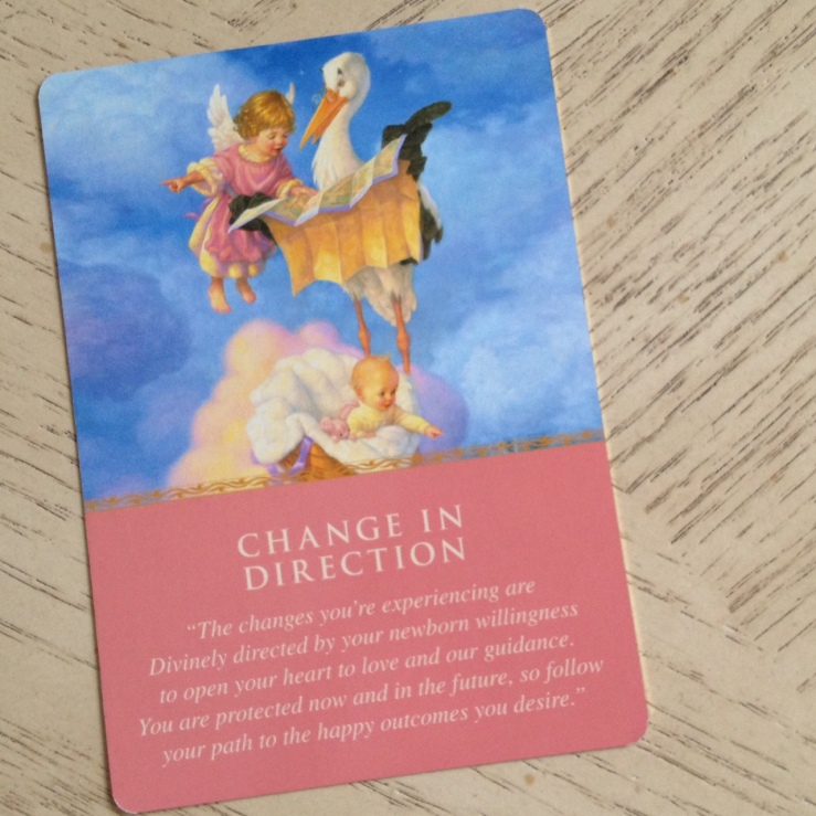 Daily Guidance Oracle (Virtue) - Card Sample 5