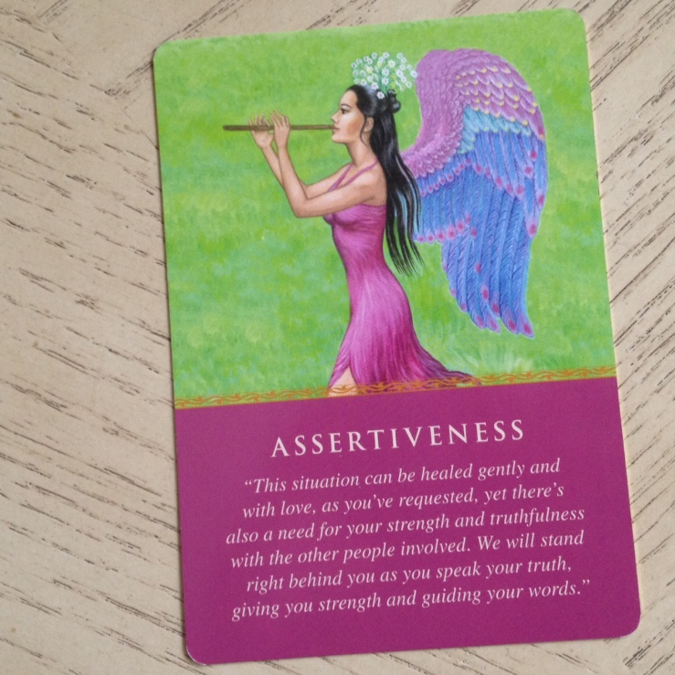 Daily Guidance Oracle (Virtue) - Card Sample 6