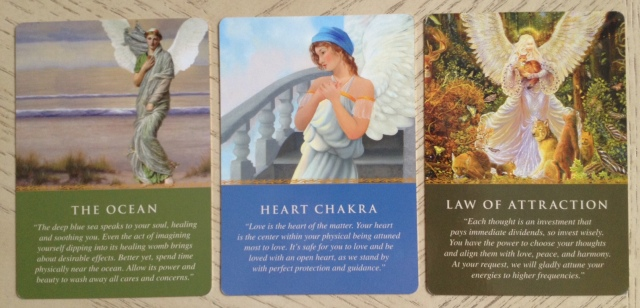 Daily Guidance Oracle (Virtue) - Three Cards 2