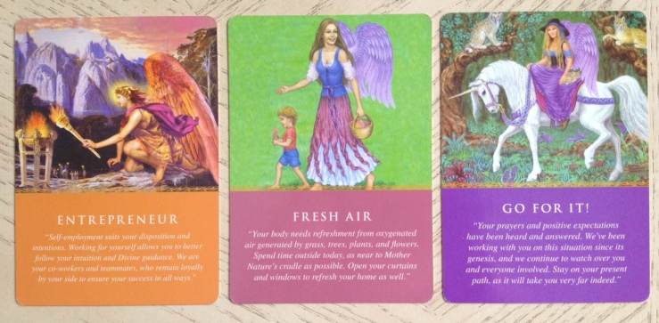 Daily Guidance Oracle (Virtue) - Three Cards 3