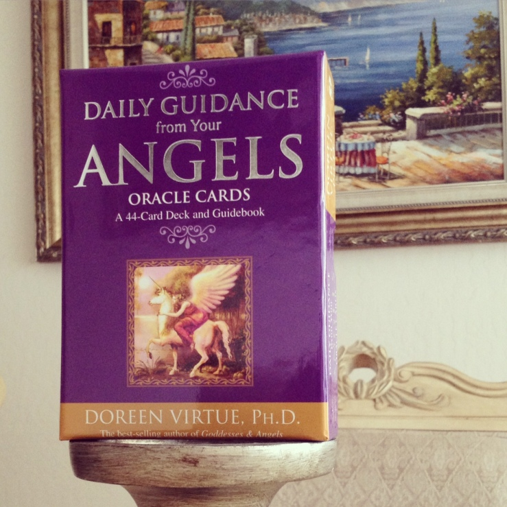 Daily Guidance Oracle (Virtue)