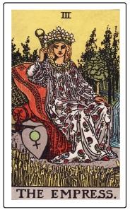 Key 3 The Empress