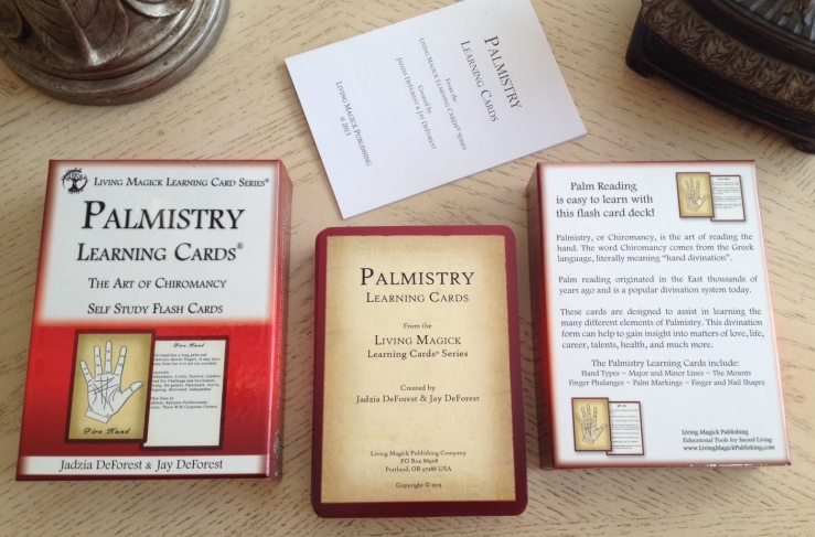 Palmistry Cards - Whole Set