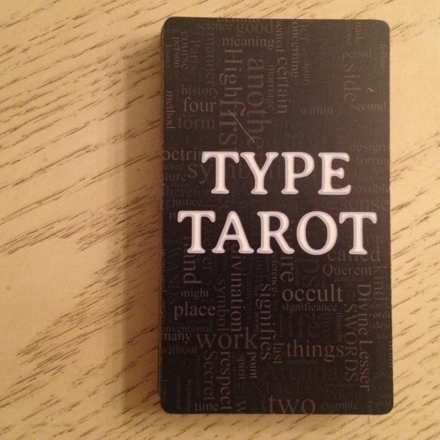 Type Tarot 01 Box