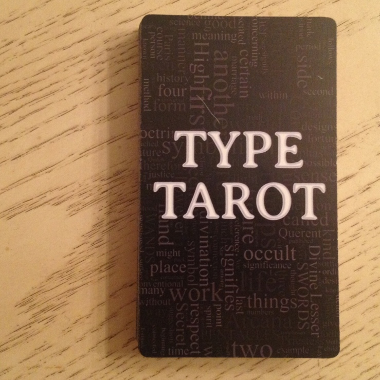 Type Tarot 01 Box