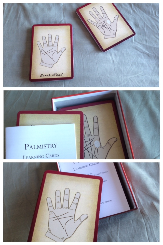 Palmistry Cards - Org