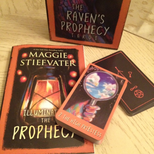 Ravens Prophecy Tarot - Box Set