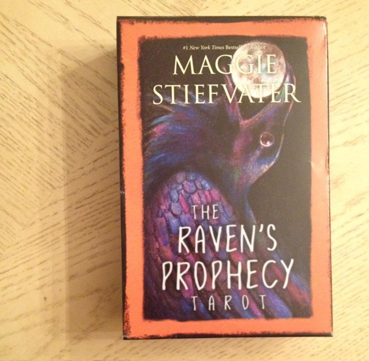 Ravens Prophecy Tarot - Box
