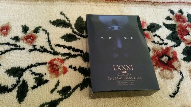 LXXXI Quareia Deck 02 Cards