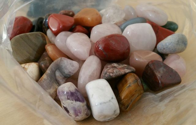Natural Tumbled Gemstones