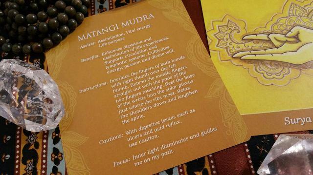 Mudras 15 Sacral Chakra Info