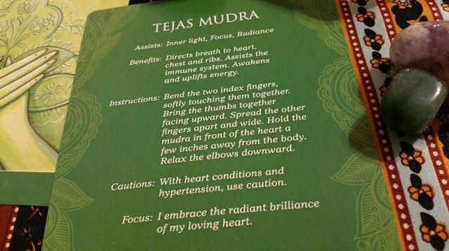 Mudras 17 Heart Chakra Info
