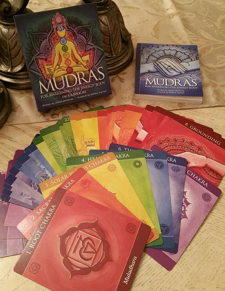 Mudras 25 Deck and Cards