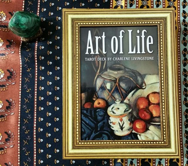Art of Life Tarot 01 Box