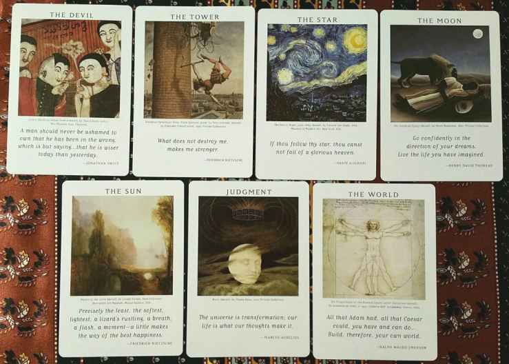 Art of Life Tarot 06 Majors III