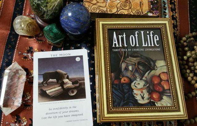 Art of Life Tarot 15 Deck Set