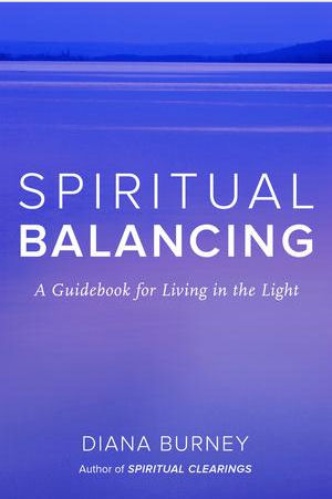 Spiritual Balancing by Diana Burney
