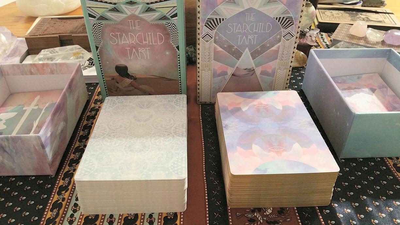 The Starchild Tarot — Akashic Edition | benebell wen