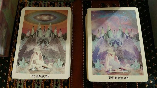 Starchild Akashic 06 Magician Card