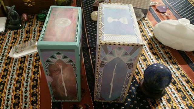 Starchild Akashic 18 Compare Box