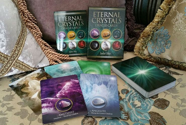 Eternal Crystals Oracle Cards 02 Whole Set