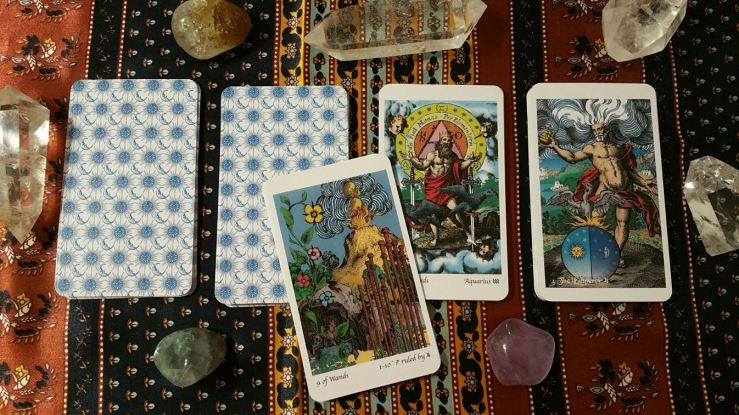 Book a Tarot Divination Session 01