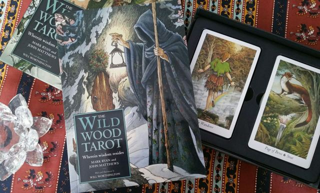 04 Wildwood Tarot Deck